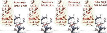 Iniciem el curs 2014-15!